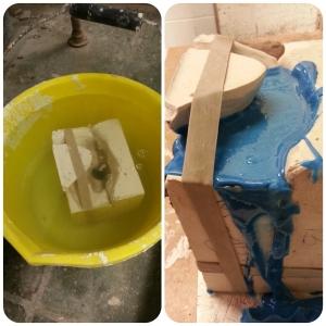 making plastic mold