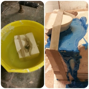 making plastic mold