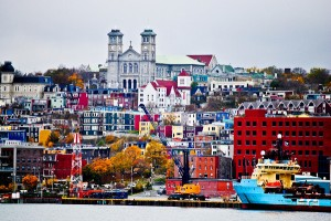 http://www.thecoolist.com/cities-of-color-10-vibrant-colorful-cities-of-the-world/st-johns-newfoundland-canada-1/