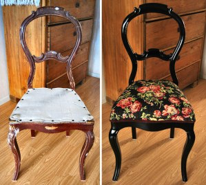 http://ragstocouture.com/19th-century-chair-restoration-diy-part-3-finally-done/