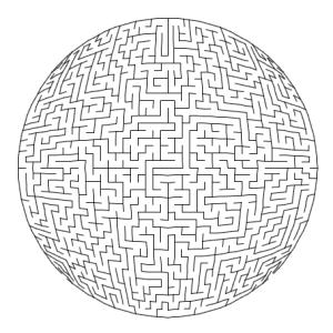 maze-generation-oval
