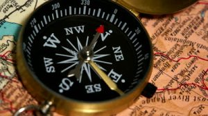 stock-footage-compass