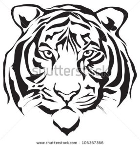 tiger-face-clipart-black-and-white-stock-vector-tiger-head-silhouette-vector-106367366